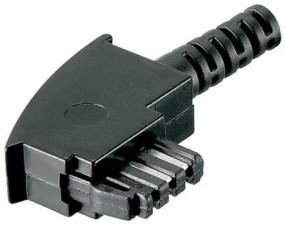 TAE-F-Stecker, unmontiert