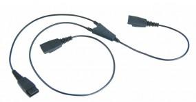 Jabra Y-Kabel (Trainingskabel) zum Anschluss von 2 Head Sets