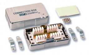 CAT.6 Verbindungsmodul bis 250 MHz mit LSA Leisten, zum Verbinden von zwei CAT.6 Leitungen