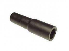 Wasserschutzkappe für F-Stecker, schwarz, Inhalt: 2 Stück