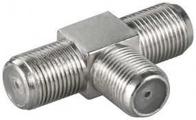Adapter, F-Buchse - 2 x F-Buchsen
