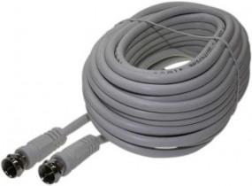 F-Stecker (Central Pin) mit Schraubgewinde auf F-Stecker (Central Pin) mit Schraubgewinde,